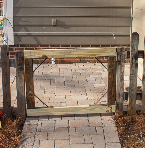 Building a Rock Solid Gate | Pretty Handy Girl