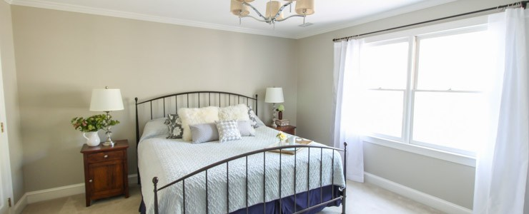 Luxurious Master Bedrooms Attract Buyers