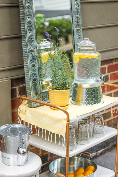 Luxury Outdoor Garden Patio Party Decorating Ideas Pretty Handy Girl