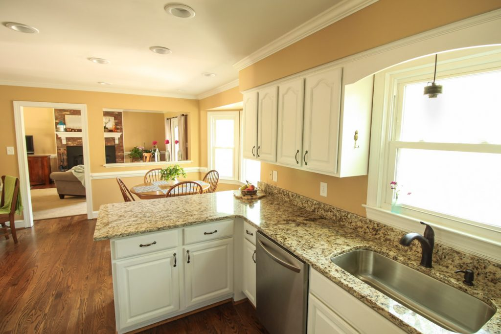 Renovate Kitchen 10 Ways To Renovate Your Kitchen On A Budget Pretty Handy Girl