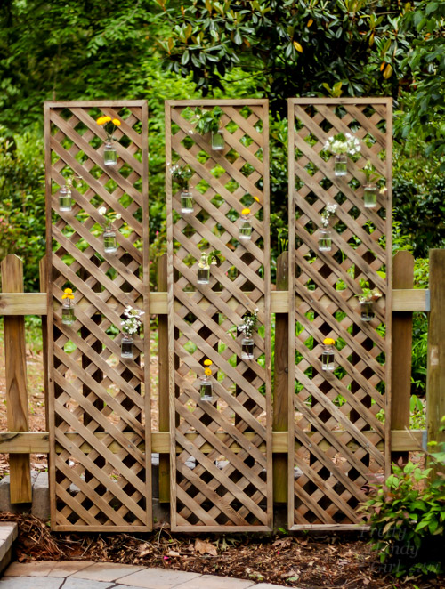 decorating ideas for an outdoor garden party