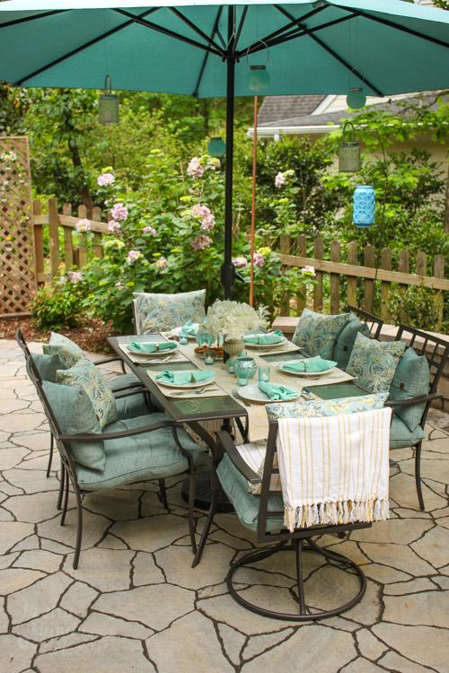 Best Outdoor Garden Patio Party Decorating Ideas Pretty Handy Girl