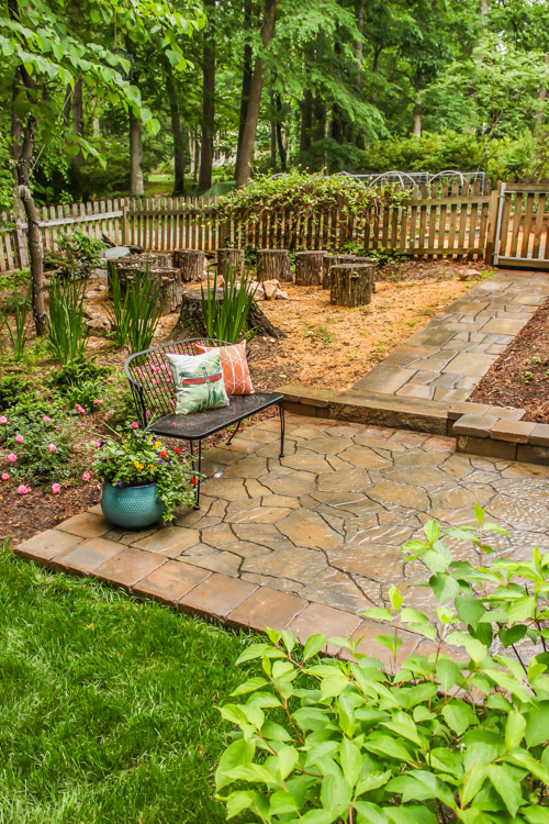 Backyard Landscaping Reveal | Pretty Handy Girl