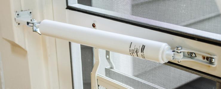 Easy Fix for a Screen Door Hydraulic Closer | Pretty Handy Girl