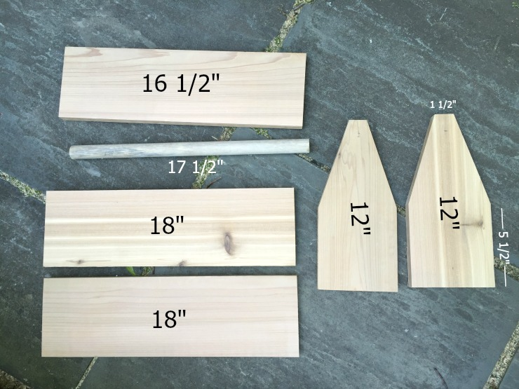 tool tote gift cuts