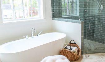 12 Ways to Decorate a Bathroom | Pretty Handy Girl