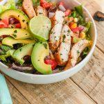 Chipotle Ranch Chicken Salad - Easy, Healthy and Delicious! | Pretty Handy Girl