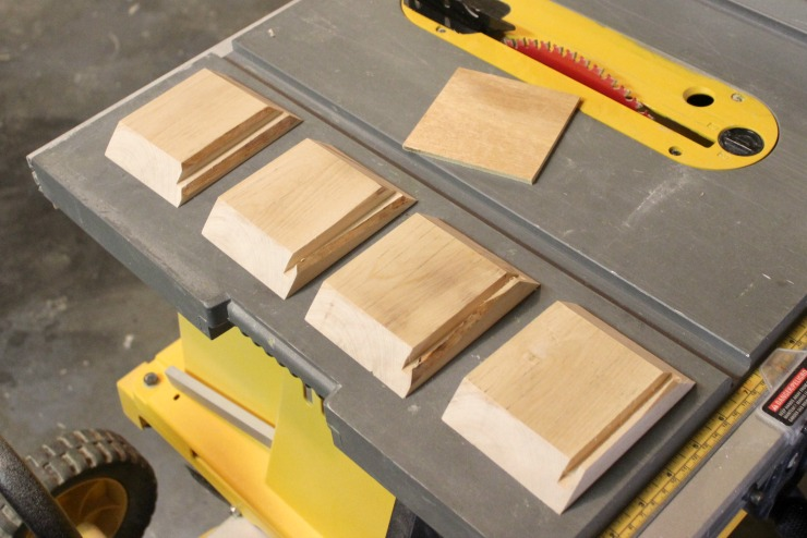 how to use a twin piece groove router youtube