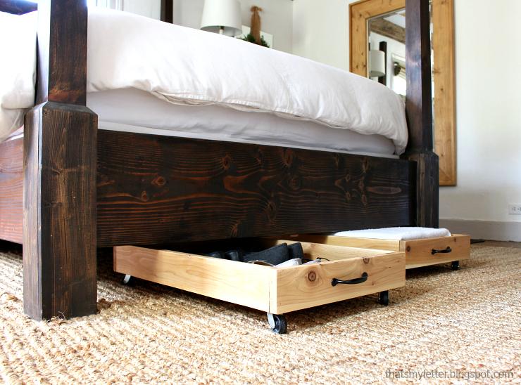 cedar underbed storage 1