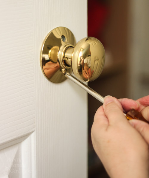 Screws Door Handles