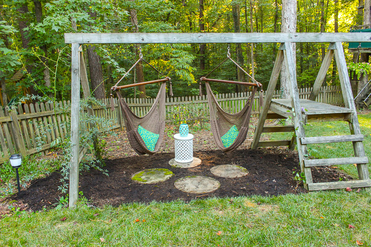25 Unique Outdoor Swing Cushions Ideas On Pinterest: Swing Set For Grown Ups