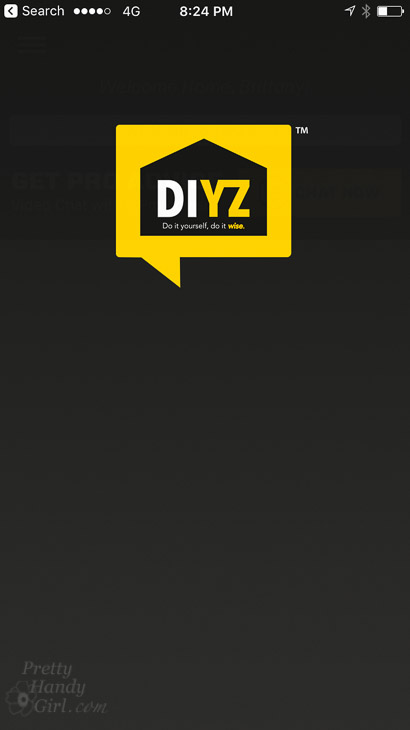 The App That Saved My Butt | DIYZ | Pretty Handy Girl
