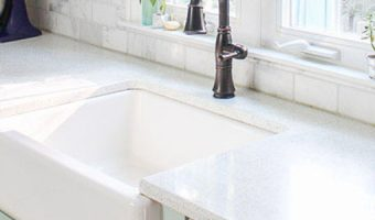 What No One Tells You About Farmhouse Sinks | Pretty Handy Girl