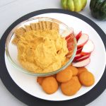 Easy Pumpkin Dip with Healthy Alternatives