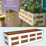 How to Build Lattice Window Boxes