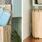 Industrial Charging Station and Lock Box | Pretty Handy Girl
