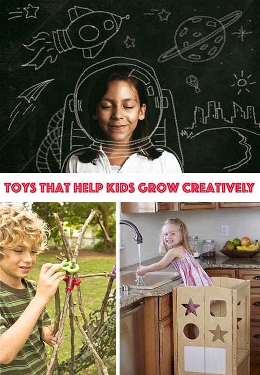 12 Toys that Help Kids Grow Creatively
