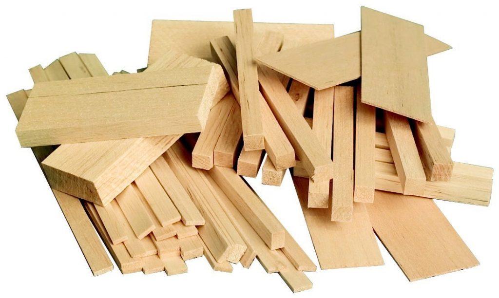 Balsa Wood Craft Ideas