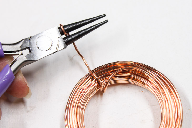 DIY Copper Ring Jewelry | Pretty Handy Girl
