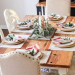 Holiday Tablescape Tour 2016