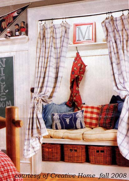 When Is A Closet Not A Closet? U2013 When It Is A Reading Nook!