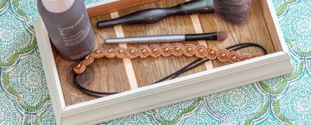 DIY Scrap Moulding Trays | Pretty Handy Girl