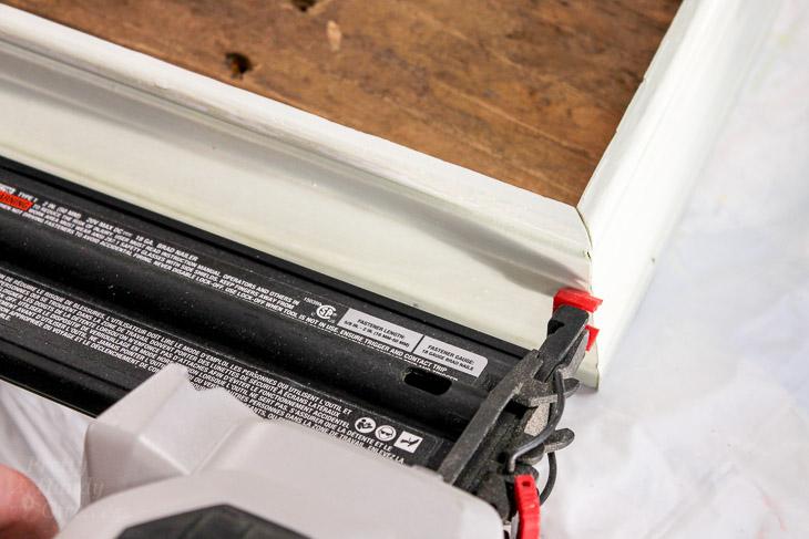 DIY Scrap Moulding Trays   Pretty Handy Girl
