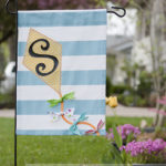 DIY Garden Flags for Every Season