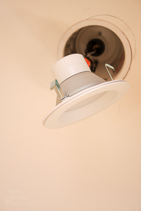 Energy Efficient Bulbs For Recessed Lighting : Add energy efficient led fixtures in recessed can lights