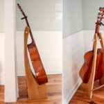How to Make a Folding Guitar Stand