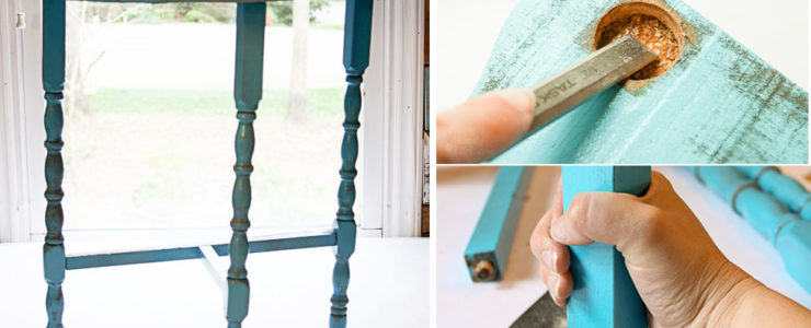 How to Fix a Wobbly Chair or Table