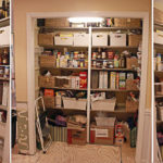 Pantry Progress Update
