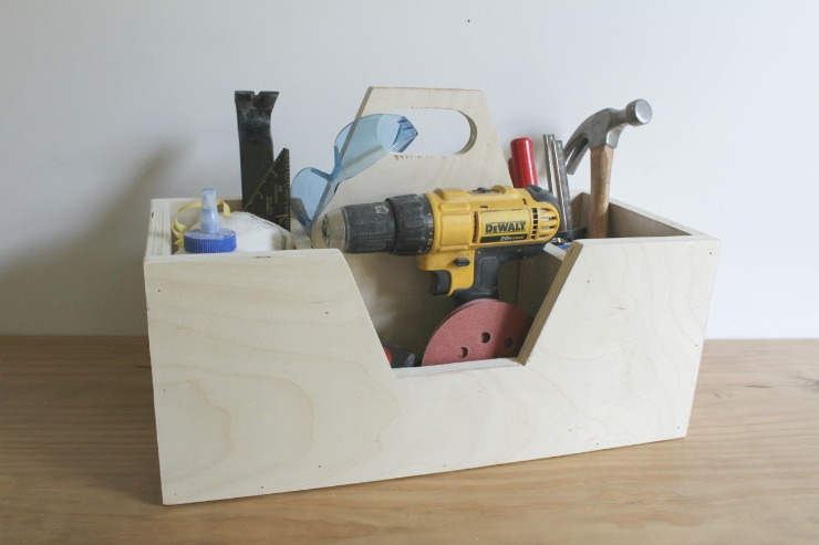 Scrap Wood Caddy
