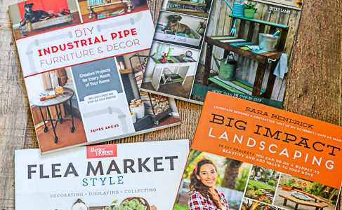 4 DIY Books I'm Digging