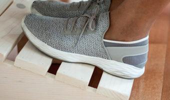 Easy DIY Footrest using Scrap Wood