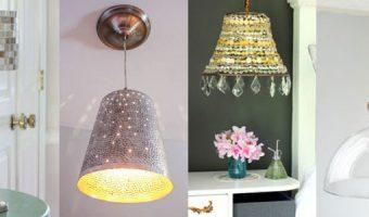 15 Amazing DIY Lighting Ideas