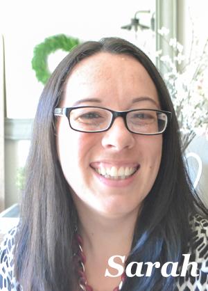 Sarah- The Created Home - New Contributor