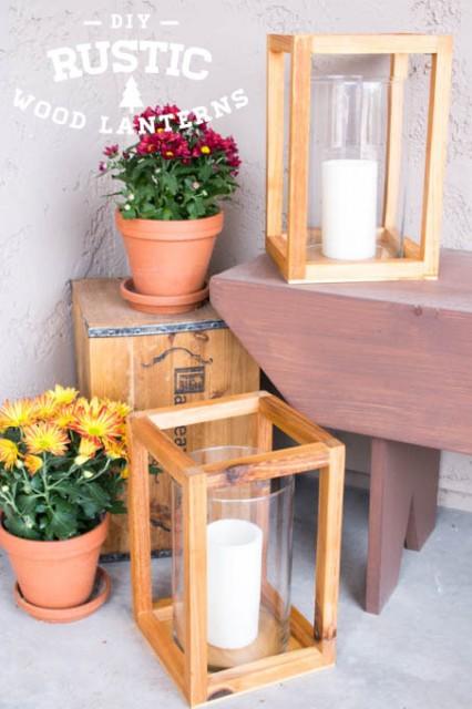 DIY-Rustic-Wood-Lanterns-e1441294338713