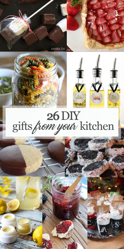 26 creative diy gifts from your kitchen pretty handy girl gifts from your kitchen pinterest image solutioingenieria Choice Image