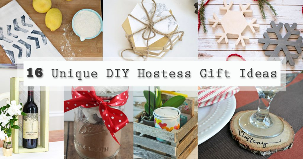 16 unique diy hostess gift ideas pretty handy girl for Hostess thank you gift ideas