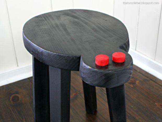 spider stool