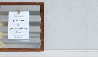 DIY Industrial Display Frame