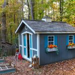 Build a Cute Garden Shed