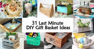 31 last minute gift basket ideas social media images