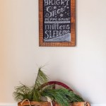 Free Winter Chalkboard Art Printable