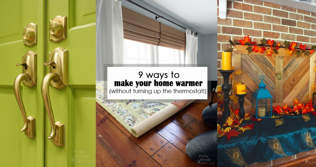 9 ways to make your home warmer social media