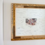 How to Build a Custom Vintage Ruler Picture Frame