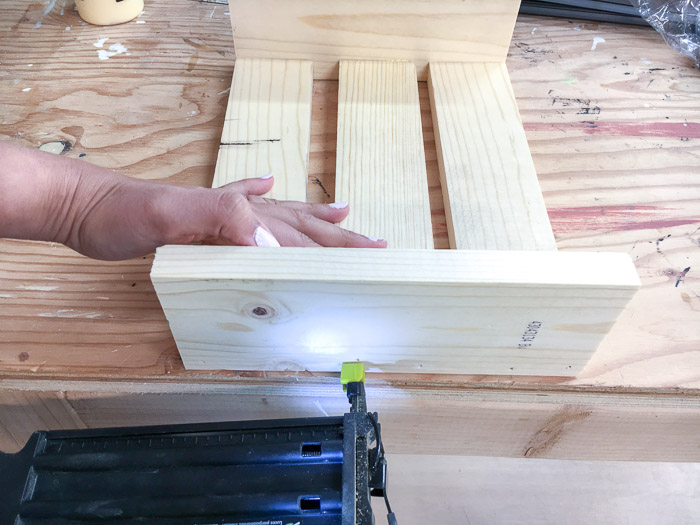 How to build a laptop stand with scrap wood.