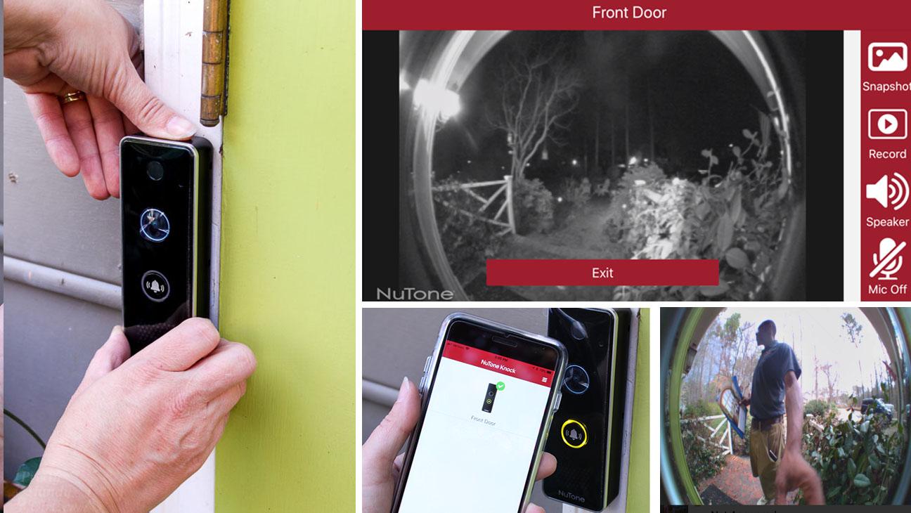 How to Install Knock Video Doorbell Camera