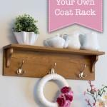 Build Your Own Coat Rack